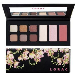 NWOT LORAC Refined Romance Eyeshadow/Cheek Palette